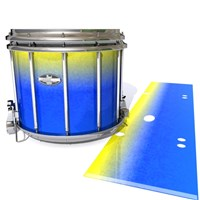 Pearl Championship CarbonCore Snare Drum Slip - Afternoon Fade (Blue)