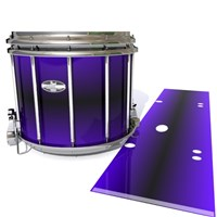 Pearl Championship CarbonCore Snare Drum Slip - Antimatter (Purple)