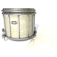 Pearl Championship CarbonCore Snare Drum Slip - Antique Atlantic Pearl (Neutral)