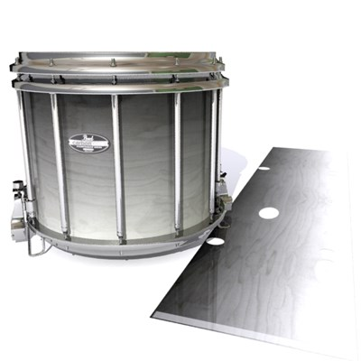 Pearl Championship CarbonCore Snare Drum Slip - Arctic Night Fade (Neutral)