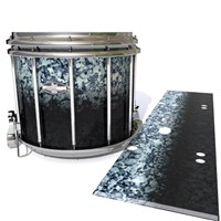 Pearl Championship CarbonCore Snare Drum Slip - Blue Ridge Graphite (Neutral)