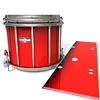 Pearl Championship CarbonCore Snare Drum Slip - Cherry Pickin' Red (Red)