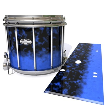 Pearl Championship CarbonCore Snare Drum Slip - Dark Cloudy Night (Purple)