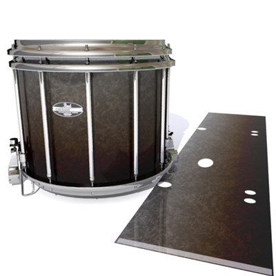 Pearl Championship CarbonCore Snare Drum Slip - Himalayan Vapor (Neutral)