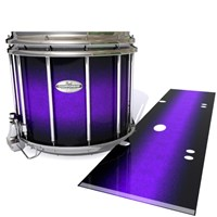 Pearl Championship Maple Snare Drum Slip - Amethyst Haze (Purple)