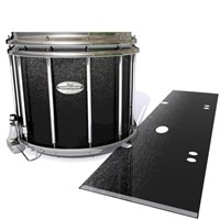 Pearl Championship Maple Snare Drum Slip - Asphalt (Neutral)