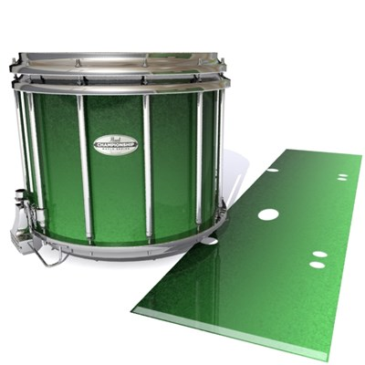 Pearl Championship Maple Snare Drum Slip - Forever Everglade (Green)