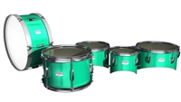 Pearl Junior Series Drum Slips - Aqua