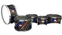 Pearl Junior Series Drum Slips - Custom (additional fees may apply - contact before ordering)