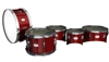 Pearl Junior Series Drum Slips - Dark Red