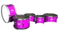 Pearl Junior Series Drum Slips - Hot Pink