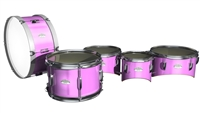 Pearl Junior Series Drum Slips - Light Pink