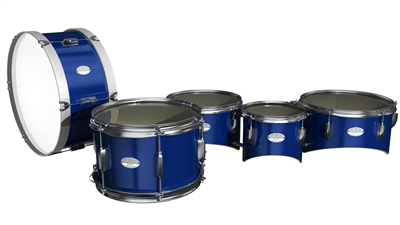 Pearl Junior Series Drum Slips - Navy Blue