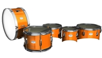Pearl Junior Series Drum Slips - Orange