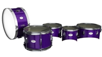 Pearl Junior Series Drum Slips - Purple