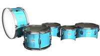 Pearl Junior Series Drum Slips - Sky Blue