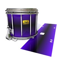Pearl Championship Maple Snare Drum Slip (Old) - Antimatter (Purple)