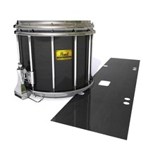Pearl Championship Maple Snare Drum Slip (Old) - Black Stain (Neutral)