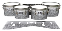 Pearl Championship CarbonCore Tenor Drum Slips - Alaskan Woodchip (Neutral)