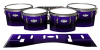 Pearl Championship CarbonCore Tenor Drum Slips - Antimatter (Purple)