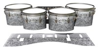 Pearl Championship Maple Tenor Drum Slips - Alaskan Woodchip (Neutral)