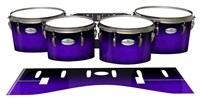 Pearl Championship Maple Tenor Drum Slips - Amethyst Haze (Purple)