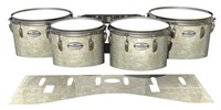 Pearl Championship Maple Tenor Drum Slips - Antique Atlantic Pearl (Neutral)