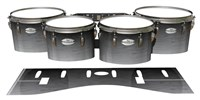 Pearl Championship Maple Tenor Drum Slips - Arctic Night Fade (Neutral)