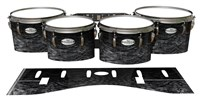 Pearl Championship Maple Tenor Drum Slips - Ashy Grey Rosewood (Neutral)