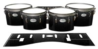Pearl Championship Maple Tenor Drum Slips - Asphalt (Neutral)