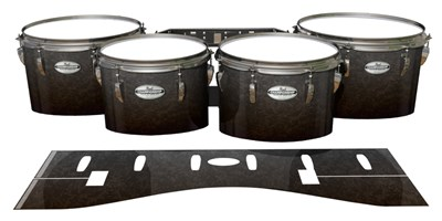 Pearl Championship Maple Tenor Drum Slips - Himalayan Vapor (Neutral)