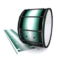 System Blue Professional Series Bass Drum Slip - Alpine Fade (Green)