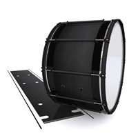 System Blue Professional Series Bass Drum Slip - Black Stain (Neutral)