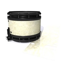 System Blue Professional Series Snare Drum Slip - Antique Atlantic Pearl (Neutral)