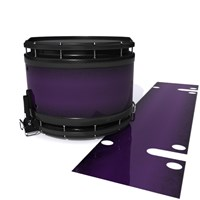System Blue Professional Series Snare Drum Slip - Black Cherry (Purple)