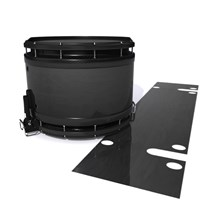 System Blue Professional Series Snare Drum Slip - Black Stain (Neutral)