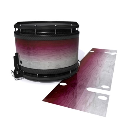 System Blue Professional Series Snare Drum Slip - Cranberry Stain (Red)