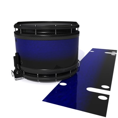 System Blue Professional Series Snare Drum Slip - Deep Dark Sea (Blue)