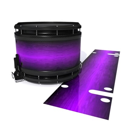 System Blue Professional Series Snare Drum Slip - Distant Galaxy Fade (Purple)