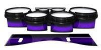 System Blue Professional Series Tenor Drum Slips - Amethyst Haze (Purple)