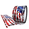 Tama Marching Bass Drum Slip - Stylized American Flag