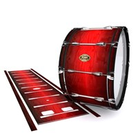 Tama Marching Bass Drum Slip - Active Red (Red)