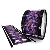 Tama Marching Bass Drum Slip - Alien Purple Grain (Purple)