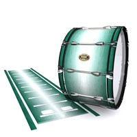 Tama Marching Bass Drum Slip - Alpine Fade (Green)