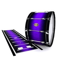 Tama Marching Bass Drum Slip - Amethyst Haze (Purple)