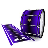 Tama Marching Bass Drum Slip - Antimatter (Purple)