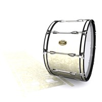 Tama Marching Bass Drum Slip - Antique Atlantic Pearl (Neutral)