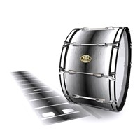 Tama Marching Bass Drum Slip - Arctic Night Fade (Neutral)