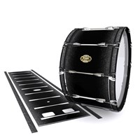 Tama Marching Bass Drum Slip - Asphalt (Neutral)