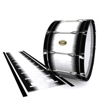 Tama Marching Bass Drum Slip - Black Magic Fade (Neutral)